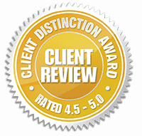 Tom Creech Martindale-Hubbell Client Distinction Badge