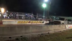 ware shoals dragway race accident
