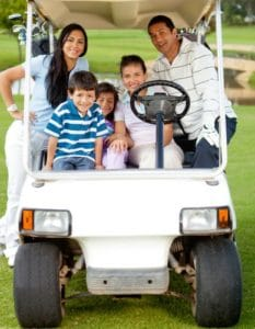 golf cart injuries