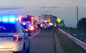 tractor trailer kills two on i-385